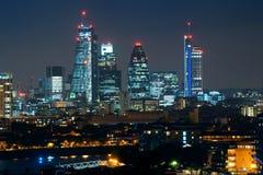Городской пейзаж Лондона стоковые фото