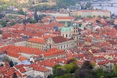 Городской пейзаж Праги, Прага Стоковое Изображение