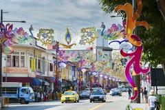 Городской пейзаж Сингапура стоковое изображение rf