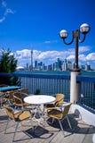 Городской пейзаж Торонто Стоковые Фотографии RF