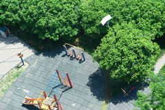 Городской пейзаж Стоковое фото RF