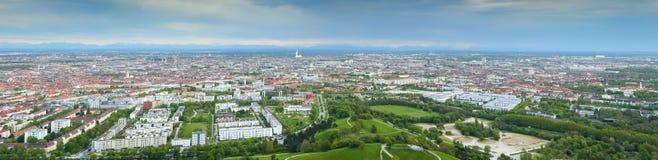 городской пейзаж munich Стоковая Фотография RF