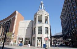 Городской приветственный центр Сент-Луис Стоковые Фотографии RF