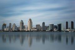 Городской Сан-Диего, Калифорния Стоковые Фотографии RF