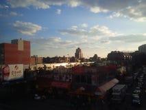 Городской топить стоковая фотография rf