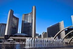 Городской Торонто Стоковая Фотография