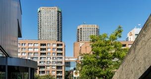 городской montreal Стоковое фото RF