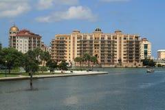 Городской Sarasota Стоковое фото RF