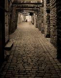 город старый Стоковое Фото