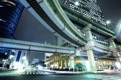 Город токио стоковые изображения rf