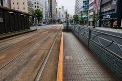 Город Хиросимы стоковое фото rf