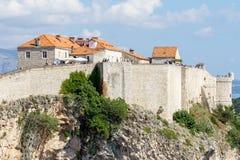 город Хорватия dubrovnik старый Стоковое Фото