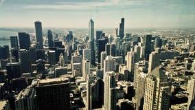 Город Чикаго Стоковая Фотография