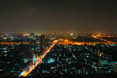 Город Стоковая Фотография