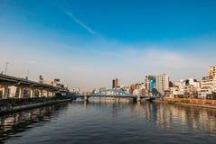 Город Asakusa стоковая фотография