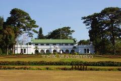 Город Baguio особняка Стоковые Фото