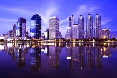 город bangkok Стоковые Фото
