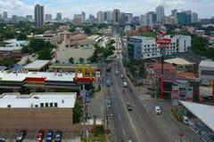 Город Cebu Стоковое Изображение