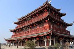 город chaozhou, Гуандун, фарфор Стоковые Изображения