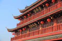 город chaozhou, Гуандун, фарфор стоковые фотографии rf