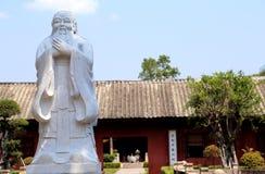 город chaozhou, Гуандун, фарфор стоковые фото