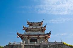 город chaozhou, Гуандун, фарфор стоковые изображения rf