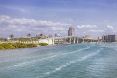 Город Clearwater стоковое изображение rf