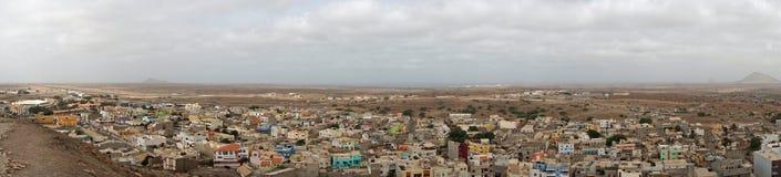 Город Espargos Стоковые Фото