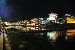 Город Fenghuong Стоковое Фото