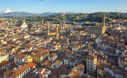 Город Firenze Стоковые Изображения RF