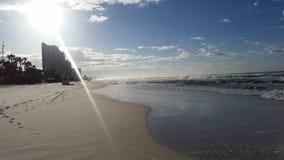 город florida Панама пляжа Стоковое Изображение RF