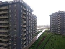 Город Gardn Стоковое фото RF