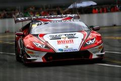 Город Grand Prix Lamborghini супер Trofeo KL Стоковое Изображение