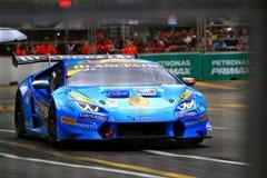 Город Grand Prix Lamborghini супер Trofeo KL Стоковое Изображение RF