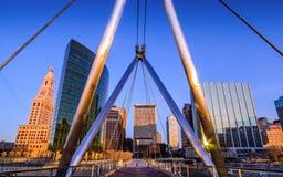 Город Hartford Коннектикута Стоковое фото RF