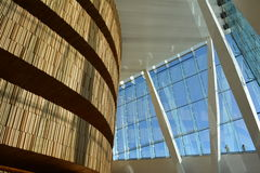 Город House_Oslo оперы Осло Стоковое Фото