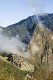 Город Incas Machu Pichu в Cusco, Перу Стоковое Изображение RF