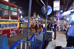 Город Kolkata Стоковое Изображение
