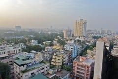 Город Kolkata стоковая фотография