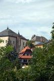 Город Kutna Hora исторический Стоковое Фото