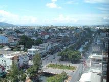 Город Mai Chiang стоковое фото rf