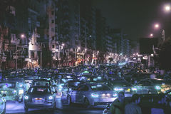 Город Mansoura & x28; St & x29 Mashaya; Стоковое фото RF