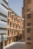 Город Masdar Стоковое Изображение RF