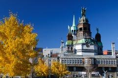 город montreal стоковое фото rf