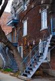 город montreal стоковое изображение