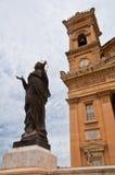 Город Mosta Мальты исторический Стоковое фото RF