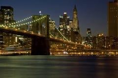 город New York Стоковые Изображения