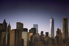 город New York Стоковое Фото