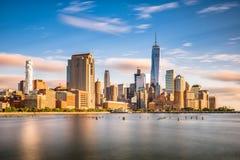 город New York стоковые изображения rf