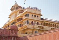 Город Palace Джайпур, Индия Стоковые Фотографии RF